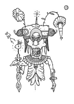 Mictlantecuhtli (Aztec)