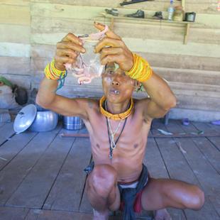 Modern shamans