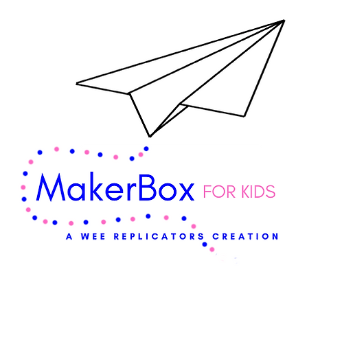 MakerBox for kids (3 months subscription- 3 boxes)