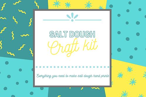Salt Dough craft kit