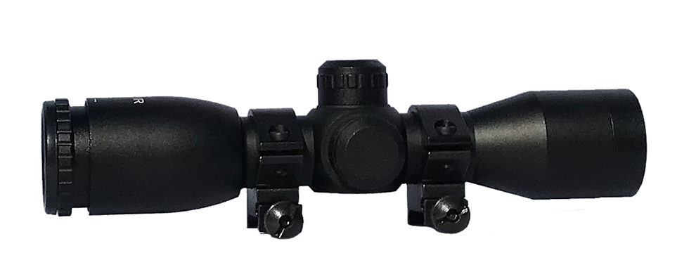 4X32 CROSSBOW SCOPE WITH ILLUMINATED RETICLE