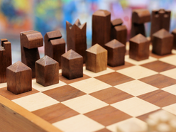 """Home-Crafted Chess Board Returns to Store after Popularity of """"The Queen's Gambit"""""""