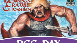 Guest Judge Set to Host Dungeon Crawl Classics Day Games