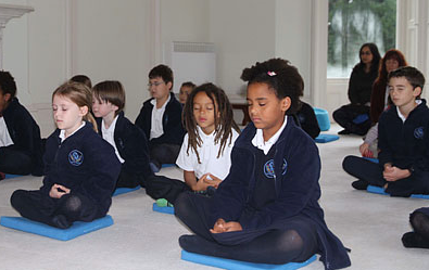 Uk Children and Mindfulness at School- great Video