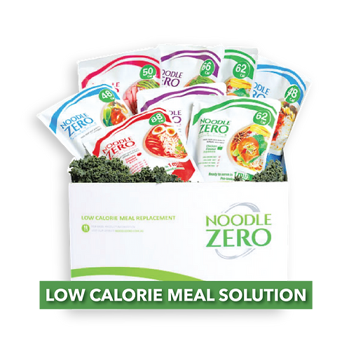2  Limited Classic  Combo | NoodleZero Low Calorie Meal Replacement