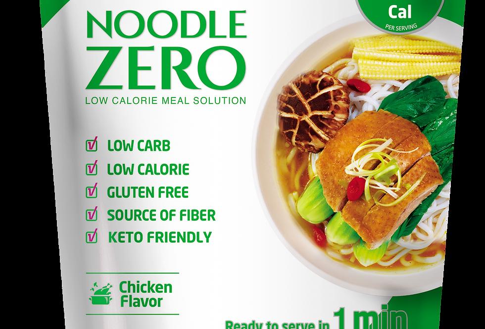 NoodleZero Chicken Flavor (6 packs)