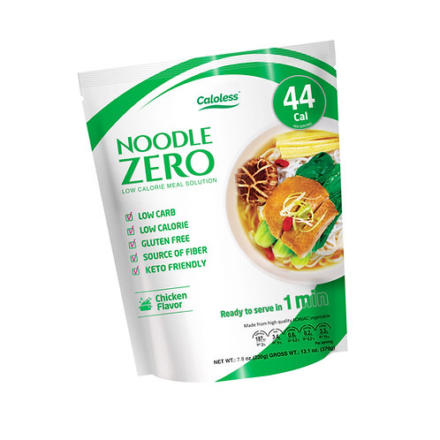 Chicken Flavour | NoodleZero Low Calorie Meal Replacement