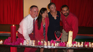 AIDS Candlelight Memorial Celebration