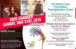Art Saves Lives Preregistration Event