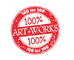 100 for 100: Art Works 100%