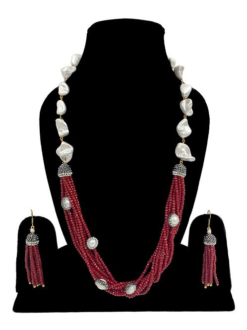 Ashvi necklace set