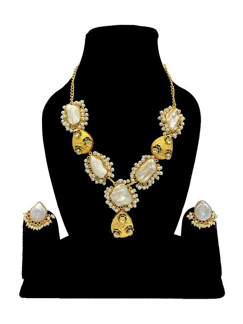 Niva necklace set