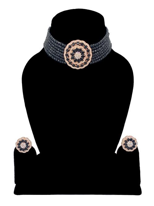 Damini necklace set