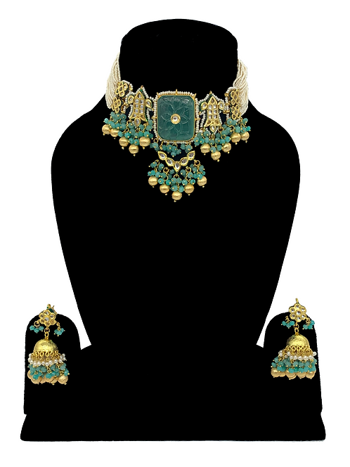 Riya necklace set