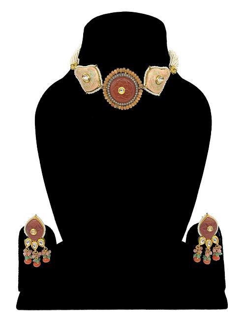 Manya necklace set