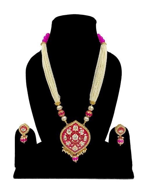 Liyana necklace set