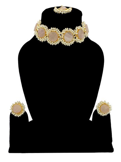 Aneya necklace set