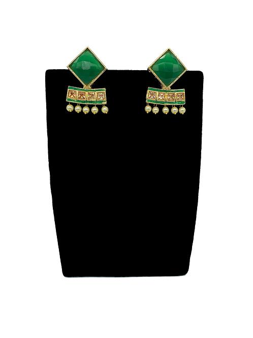 Diya earrings