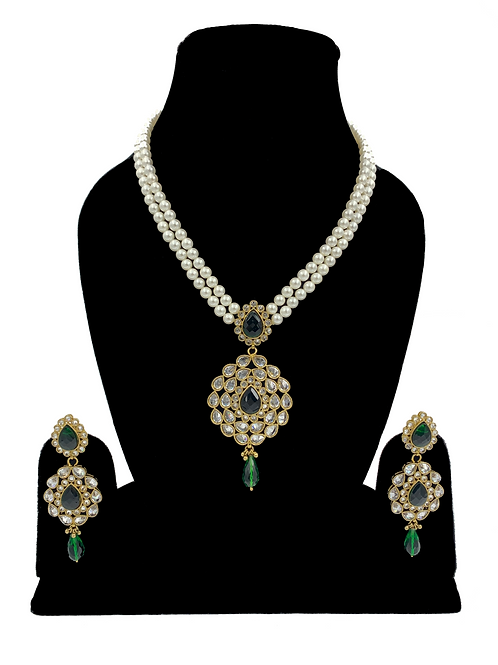 Prisha necklace set