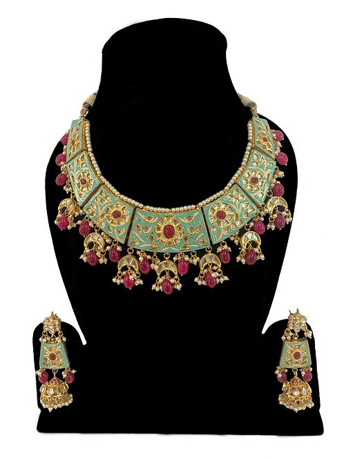Kashvi necklace set