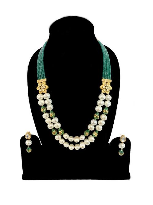 Mauli necklace set