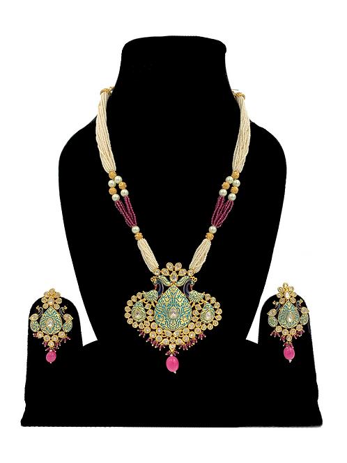 Reyna necklace set