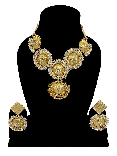Saira necklace set