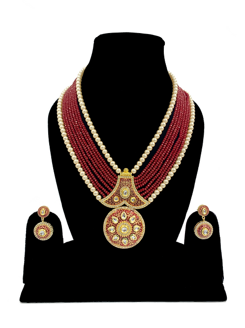 Kiana necklace set