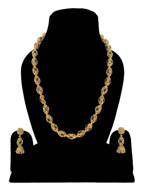 Ekani necklace set