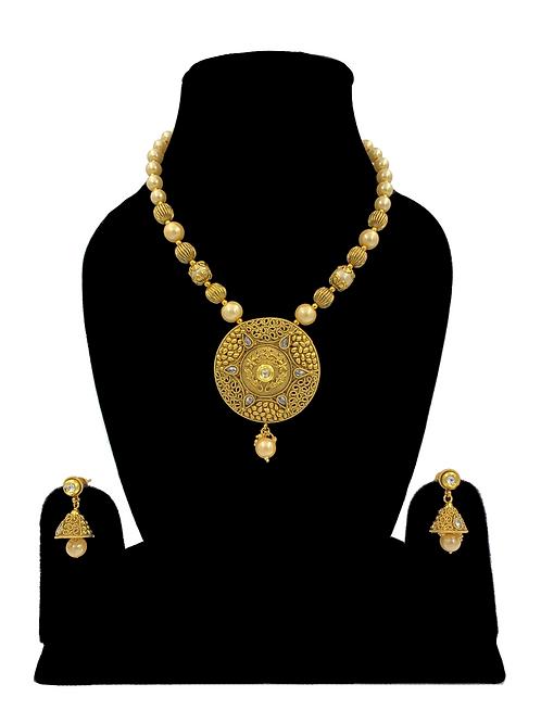 Rutvi necklace set