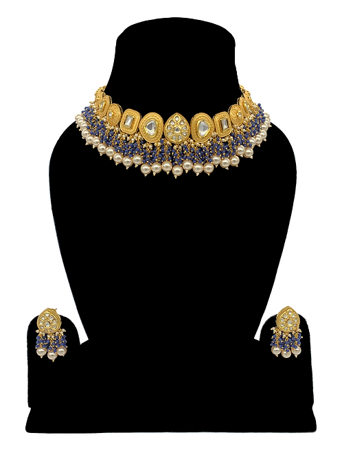 Opala necklace set