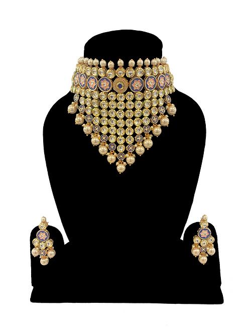 Kimaya necklace set