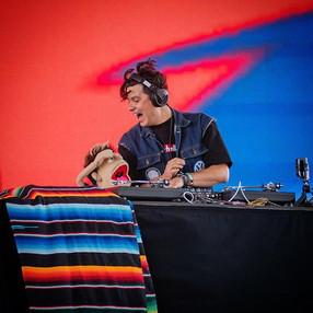 co-worker, homie, Coachella resident DJ