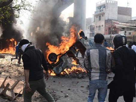 HC SETS UP 4 TRIAL COURTS: DELHI RIOT CASES