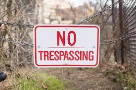 CONCEPT OF TRESPASSING UNDER TORT LAW
