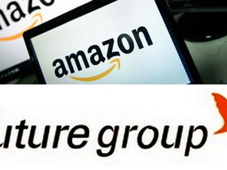 AMAZON-FUTURE GROUP DISPUTE