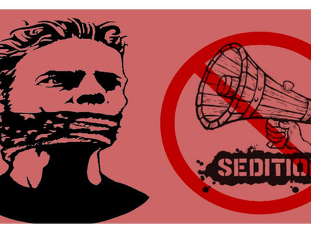 SEDITION LAW AND LEGAL JOURNALISM