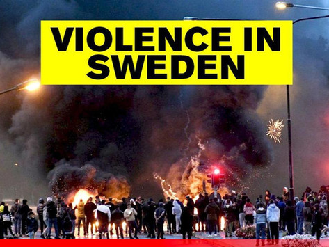 SWEDEN RIOTS 2020: A VIOLENT REALITY