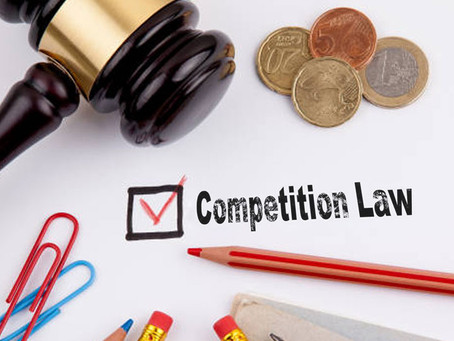 INTERIM RELIEF IN COMPETITION LAW: EVIDENTIARY STANDARDS