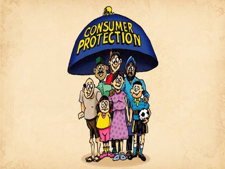 THE HISTORY AND DEVELOPMENT OF THE CONSUMER PROTECTION LAWS IN INDIA