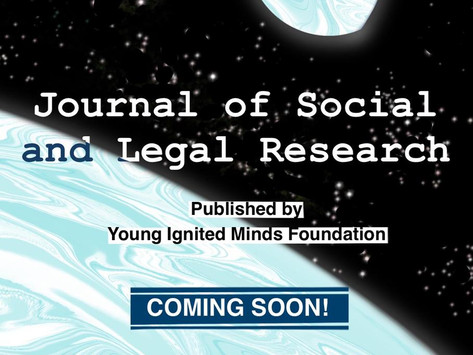YOUNG IGNITED MINDS FOUNDATION   ORGANIZATIONAL BROCHURE