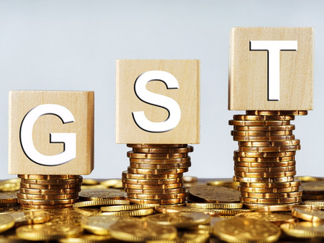 GST COLLECTIONS ARE ENCOURAGING