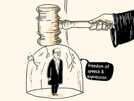 CRITICISM OR CONTEMPT: FINDING A RATIONAL NEXUS BETWEEN FREEDOM OF EXPRESSION ON MATTERS OF JUDICIAL