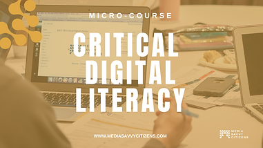 Critical Digital Literacy Course Image.1