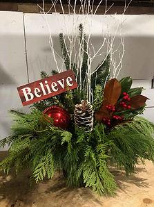 Christmas Planter 2020 Believe.jpeg