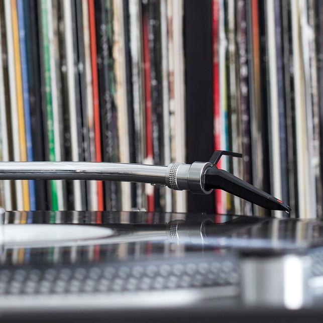 in-store hudba