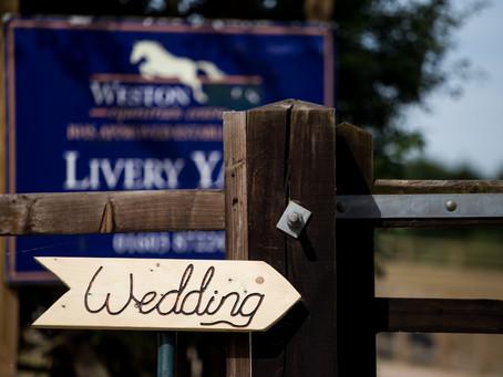 Odette & Matt's outdoor wedding - Norfolk Wedding Photographer