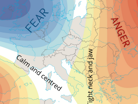 The Inner Weather Map - Making Your Meditation More Real