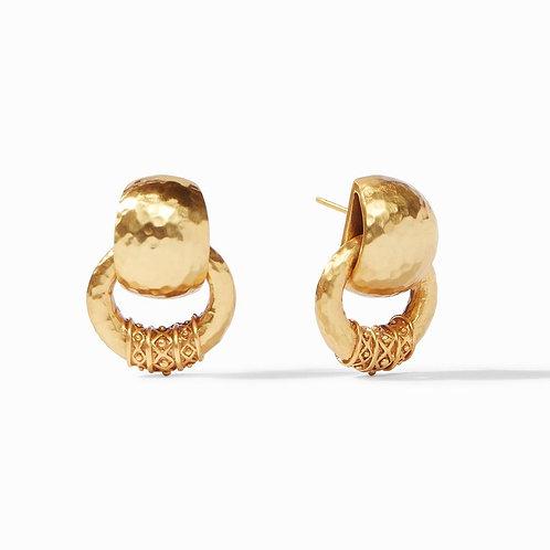 Catalina Doorknocker Earrings