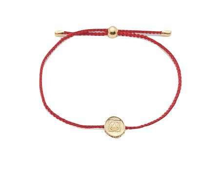 Gorjana Root Chakra Coin Bracelet